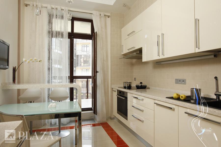 Дизайн квадратных кухонь 12 кв м