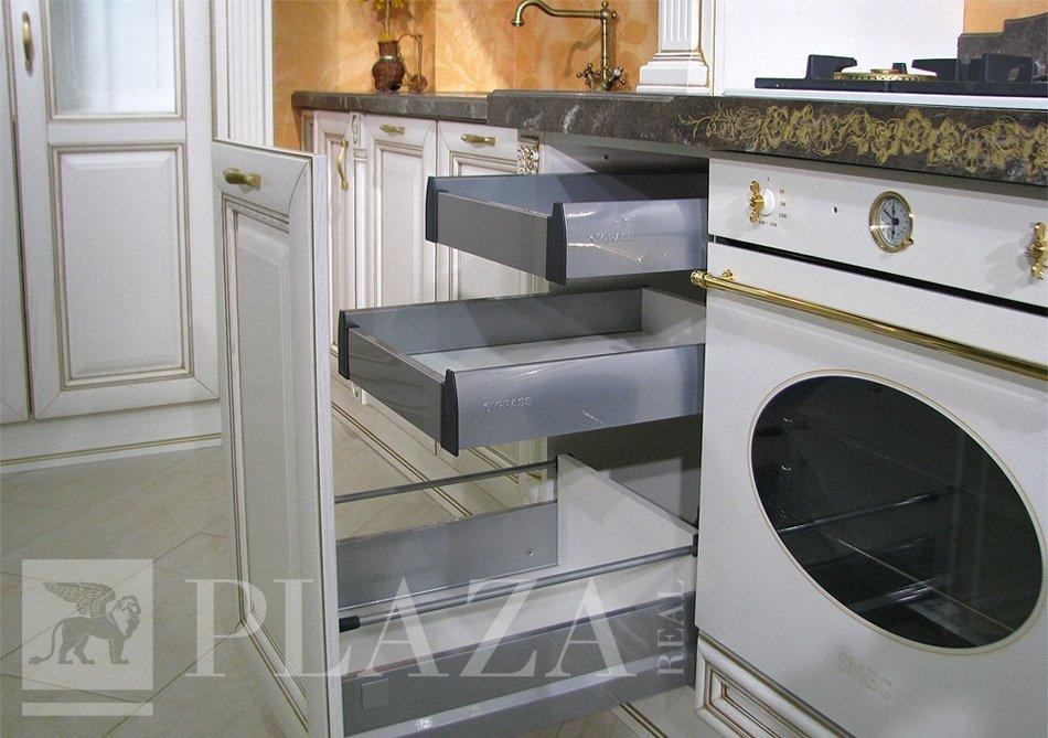 Кухонные шкафы: виды, устройство и правила выбора | Фото